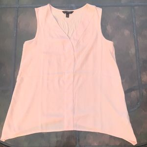 NWOT Banana Republic drapey tank top